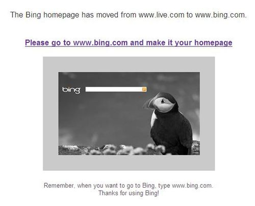 Live-to-bing-home-page-end-of-live