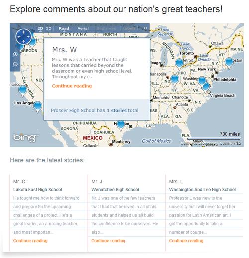 Bing-teachers