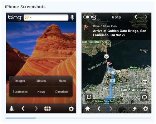 Iphone-bing-app