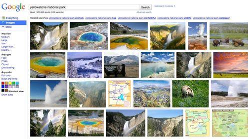 Google-Images-Yellowstone