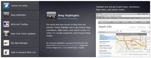 Bing-highlights-extension-for-safari-5-0-1-browser