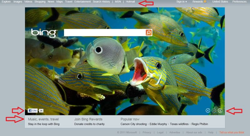 Bing-new-home-page-september-6-2011-top-nav-bar