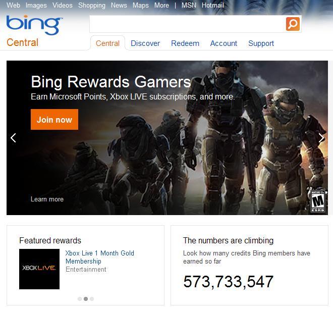 Bing-central