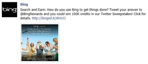 Bing-twitter-sweepstakes