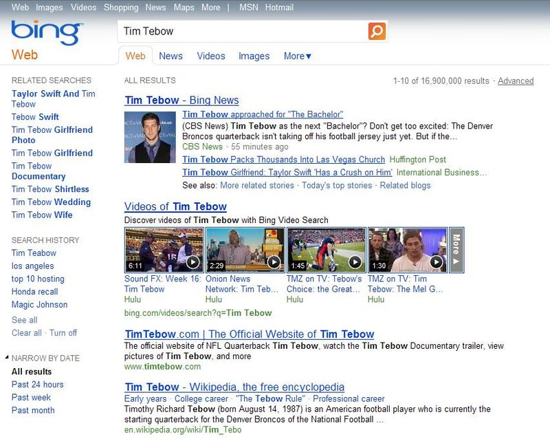 Bing-Search-Quality-Insights-Tim-Tebow